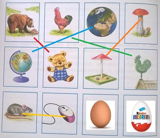 парные рисунки окружающий мир 2 класс картинки